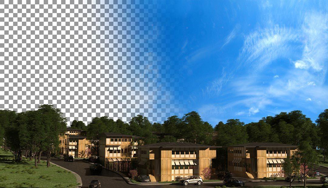 3d Max Arka Plan Ekleme Ile Gokyuzu Ve Bulutlar Nasil Olusturulur